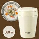 [TIGER タイガー]ステンレスカップ Soup Cup MCC-A038-CS クリーム 容量0.38L 380ml