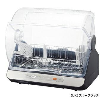 【納期約7〜10日】【送料無料】VD-B10S(LK) ブルーブラック [TOSHIBA 東芝] 食器乾燥器 容量 6人用 マイコンタイプ【VDB10S】