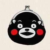 【くまモン・小銭入れ・目丸】くまモン・ガマグチ財布・がま口財布・コインケース・ちりめん・熊本・ゆるキャラ・土産・ご当地・ご当地・キャラクター・くまもん・お財布・財布・お土産