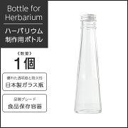 バリウム キャップ ガラス瓶