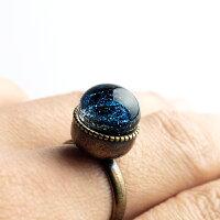 ダイクロしずく指輪01u-di01-1