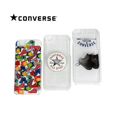 iPhone ケース コンバース クリア アイホーン 背面ケース CONVERSE おしゃれ 携帯カバー iPhone6s/6/7/8 対応 メール便 送料無料