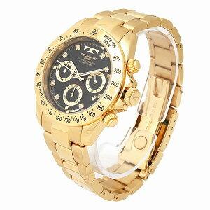 【最安値に挑戦中】【送料込】テクノス(TECHNOS)/腕時計/クロノグラフ/TGM639GB