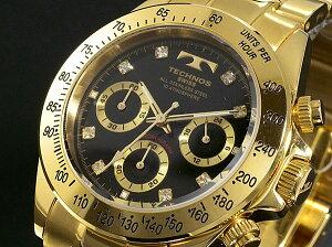 テクノス(TECHNOS)/腕時計/クロノグラフ/TGM639GB