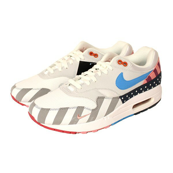 NIKE 18SS AIR MAX 1 PARRA AT3057 100 Air Max 1 sneakers white size: 28cm