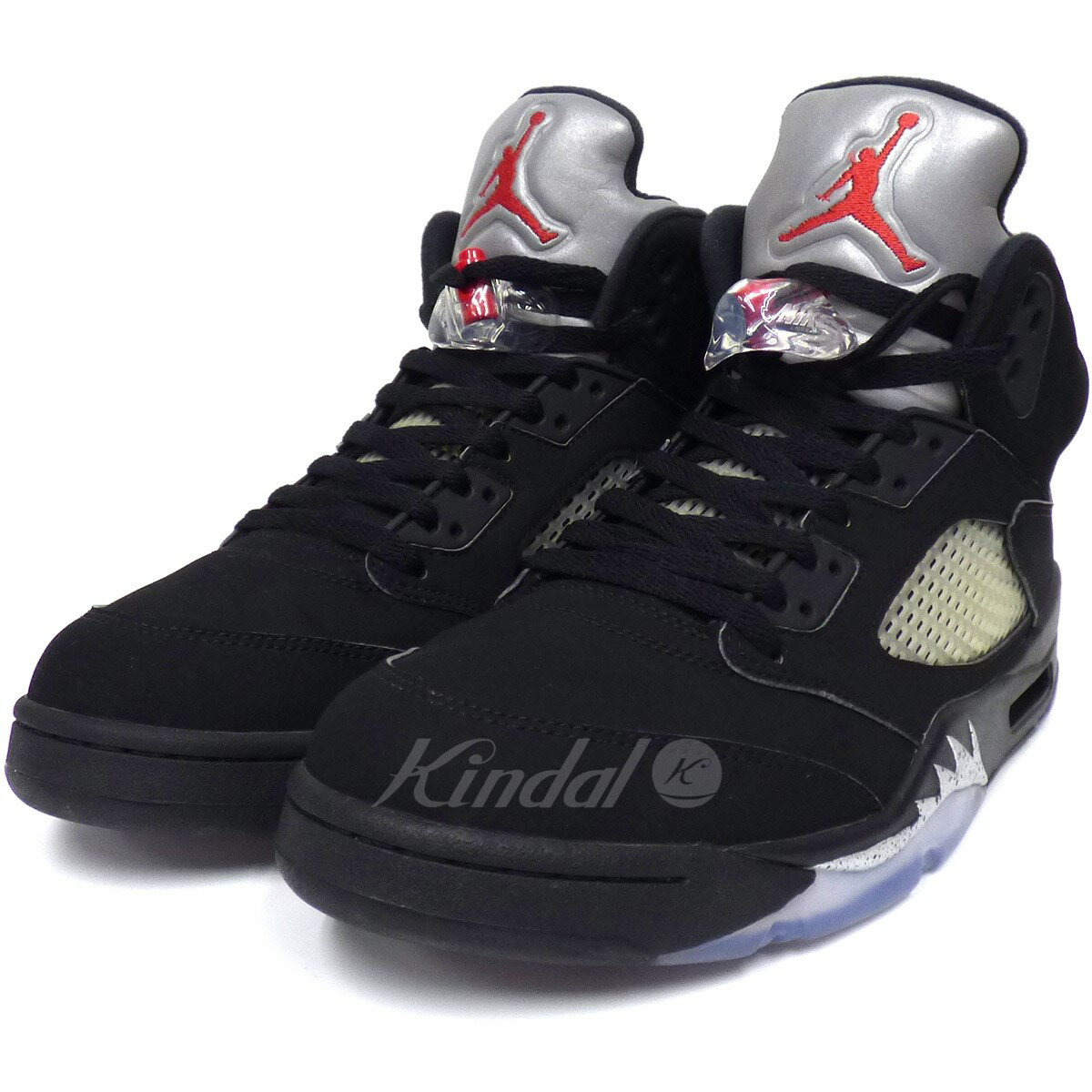 brand new c9aeb 75633 NIKE Air Jordan 5 Retro OG Black Metallic Air Jordan sneakers black size:  US10. 5 (28.5cm) (Nike)