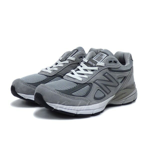 reputable site 85969 bc852 NEW BALANCE W990GL4 made in USA sneakers shoes gray size: 24cm (New Balance)