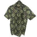 【中古】patagonia 「Pataloha Shirt」パタロハシャツ マルチカラー サイズ:M ...