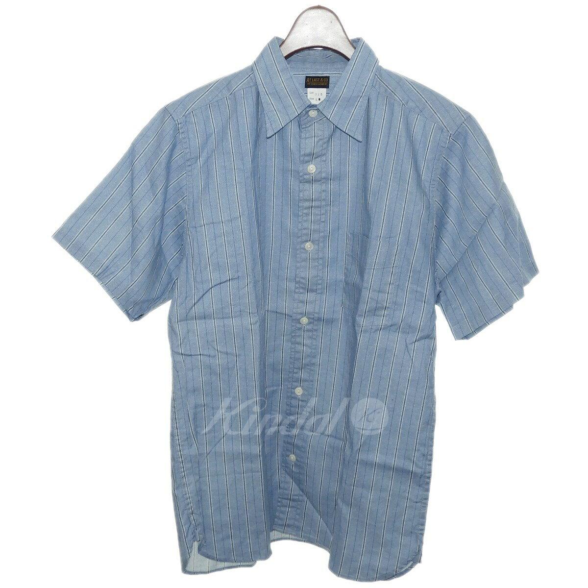 トップス, カジュアルシャツ 916 ATLAST CO 15