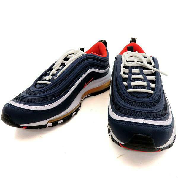 new concept 03524 b22f0 NIKE AIR MAX 97 sneakers navy size: 28. 5
