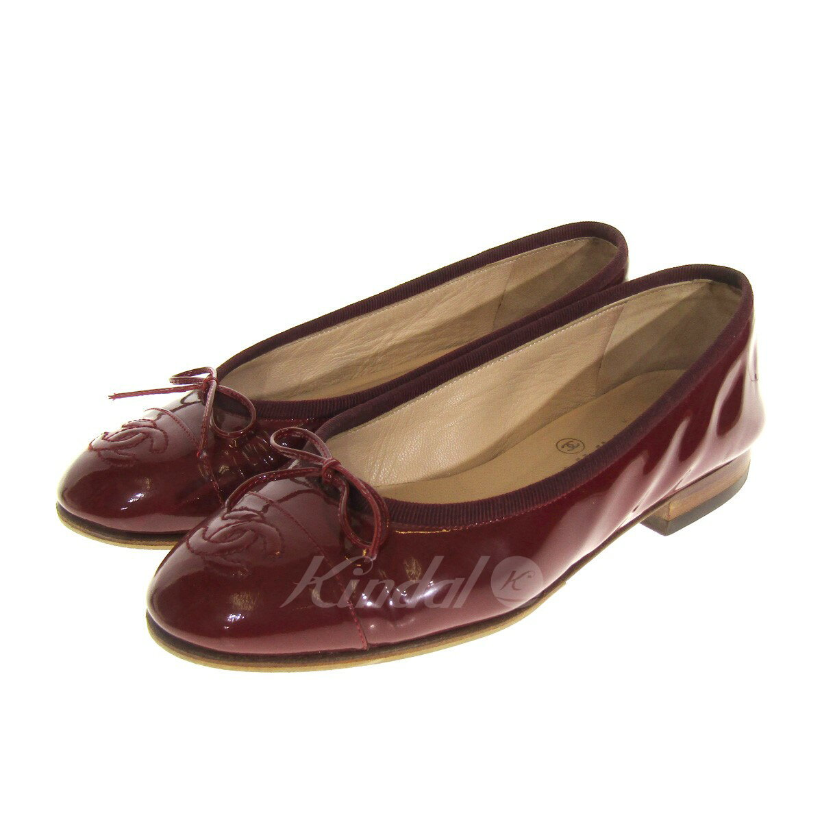 レディース靴, その他 CHANEL Coco 34 280619
