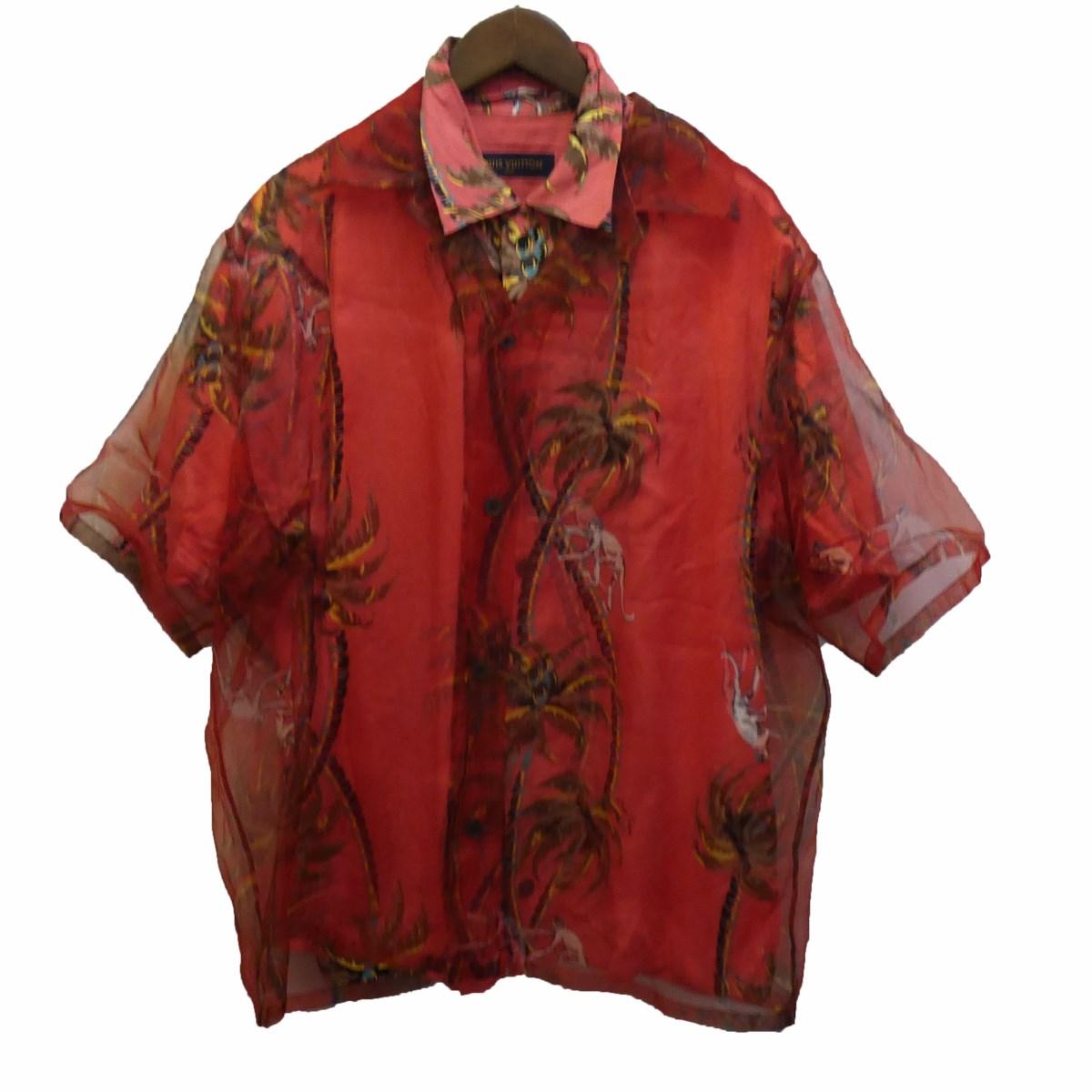 トップス, カジュアルシャツ 1128 LOUIS VUITTON18SS L