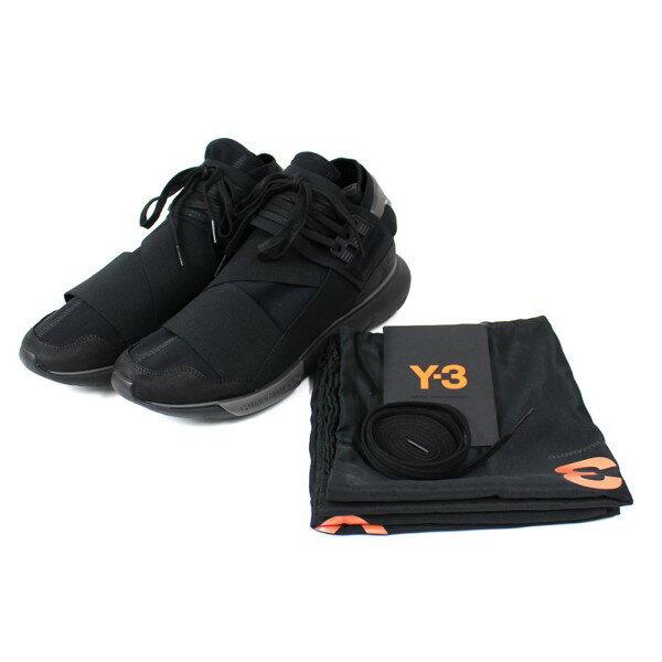 メンズ靴, その他 Y-3 adidas Yohji Yamamoto QASA HIGH CP9854 2017AW 275cm 061019