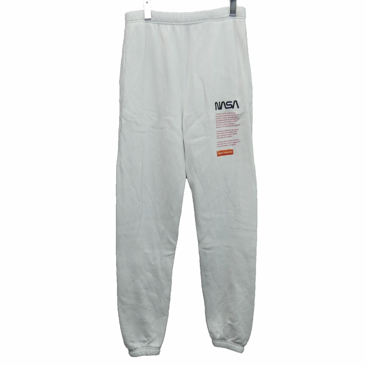 メンズファッション, ズボン・パンツ HERON PRESTON19AWNASA SLIM SWEAT PANTS FACTS M 511