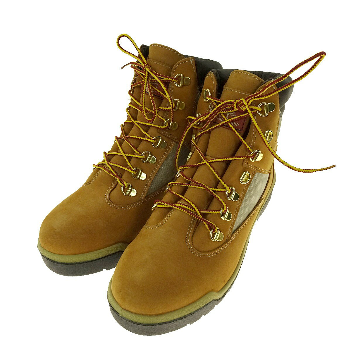 TIMBERLAND field boots TB0A18QV brown size: 27. 5 (Timberland)