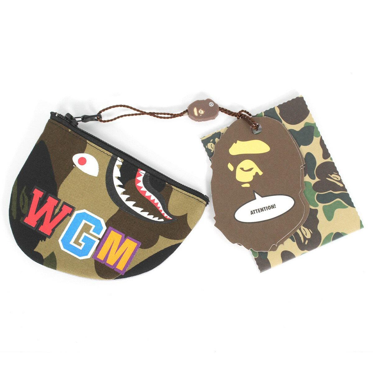 A Bathing Ape wallet A BATHING APE WGM - 130120