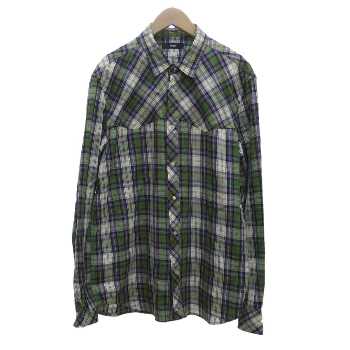 トップス, カジュアルシャツ DIESEL L 020220