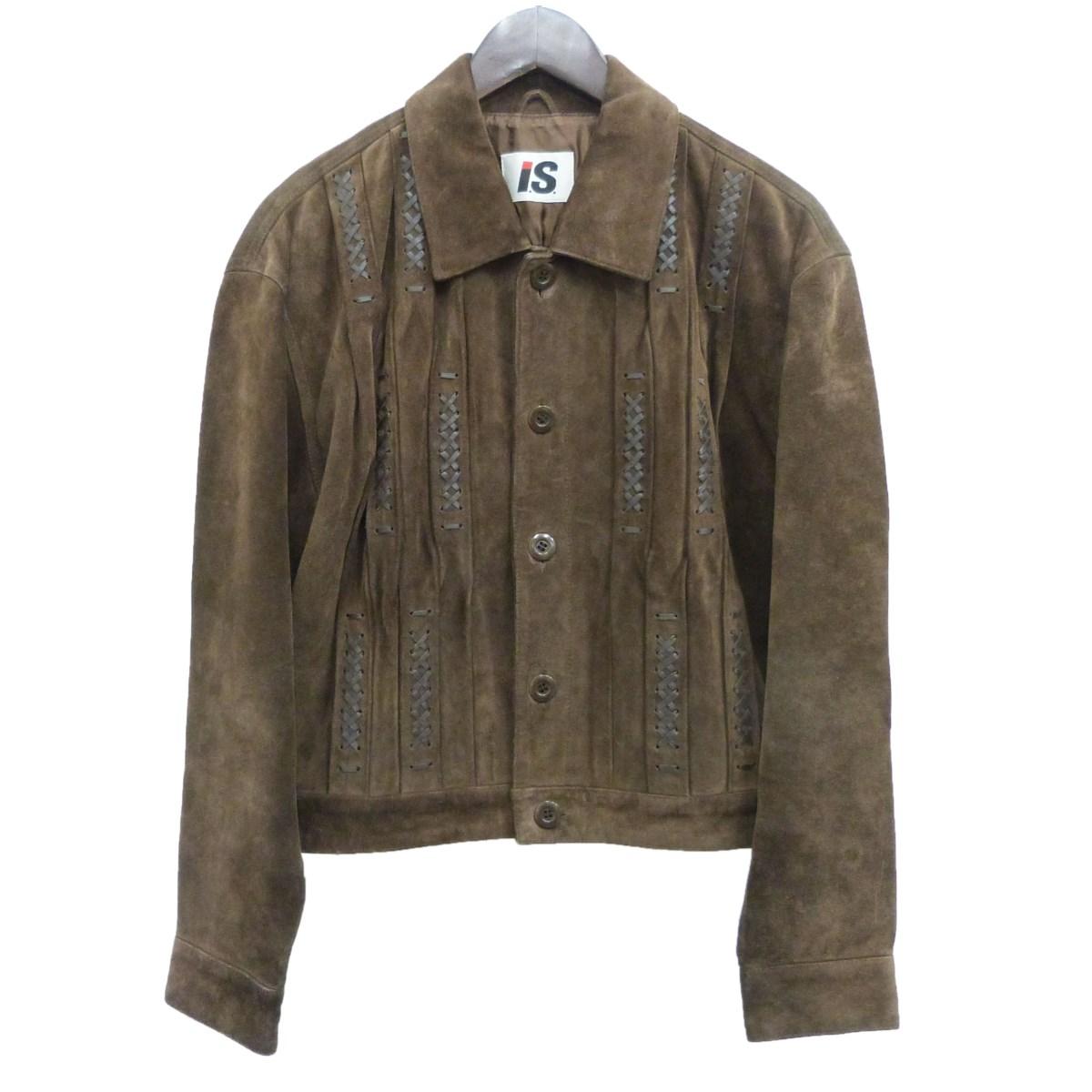 メンズファッション, コート・ジャケット is issey miyake sport M
