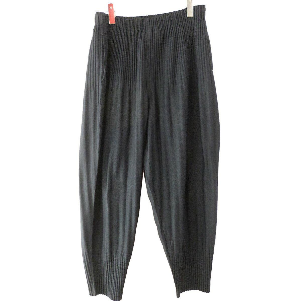 メンズファッション, ズボン・パンツ HOMME PLISSE ISSEY MIYAKE 15SS 2 240220