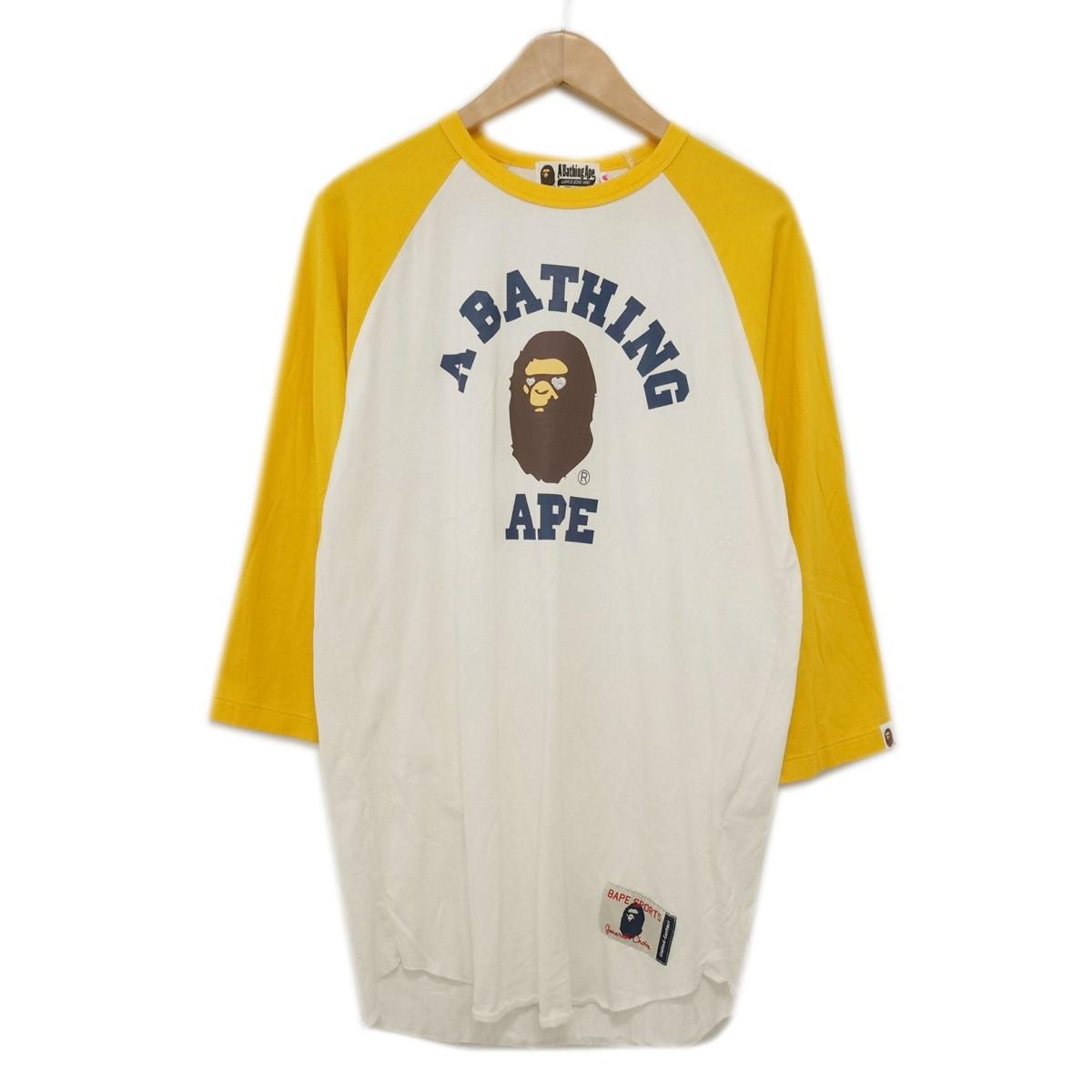 A Bathing Ape rug A BATHING APE S 040320