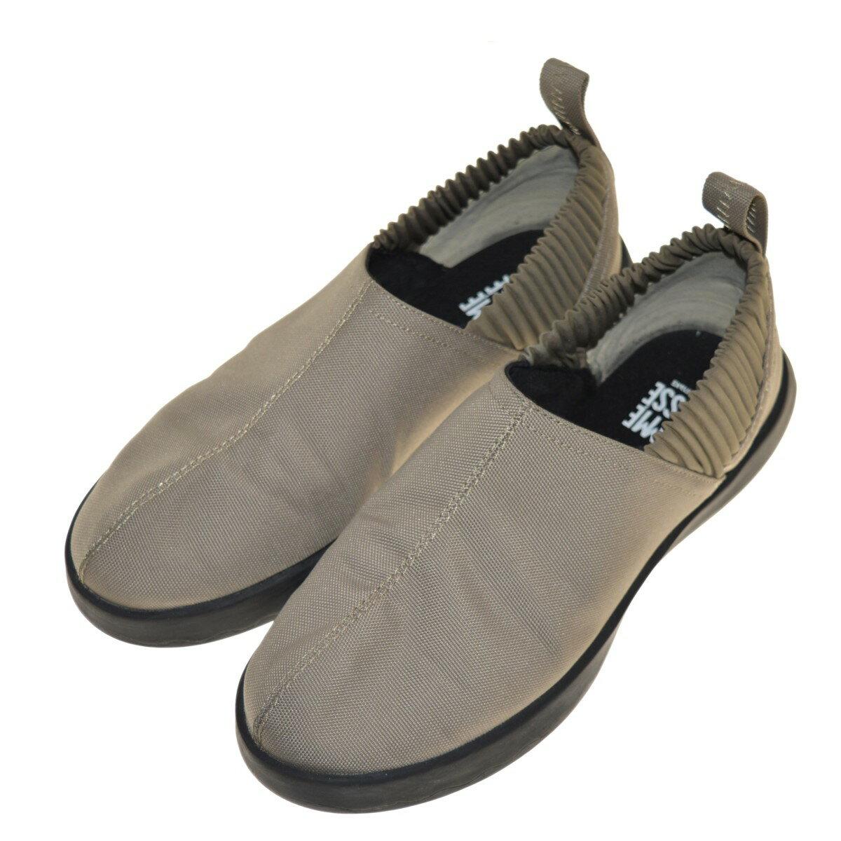 メンズ靴, その他 HOMME PLISSE ISSEY MIYAKE 20SS CANVAS SLIPON 28cm 160320