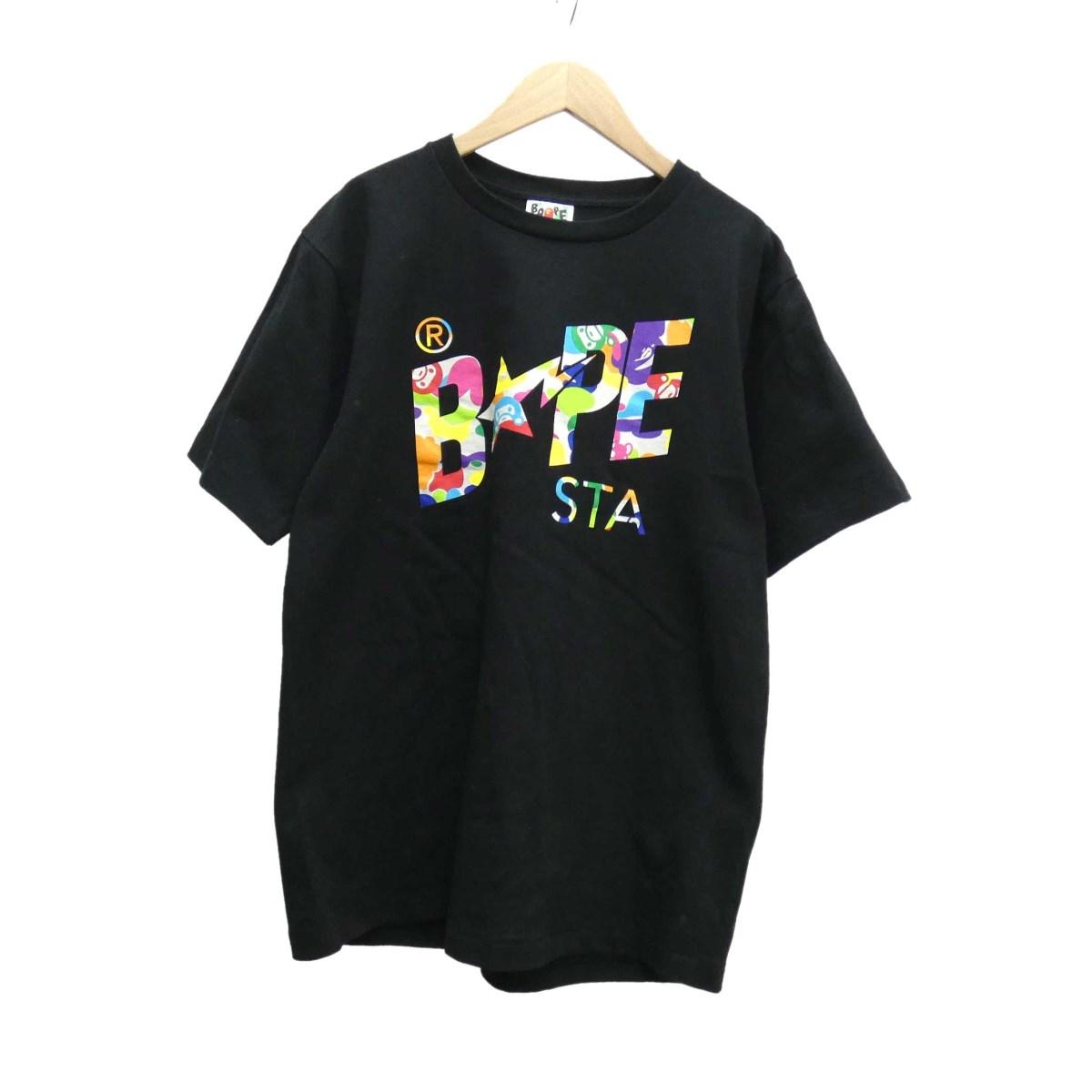 トップス, Tシャツ・カットソー A BATHING APE BAPESTAT M 040420