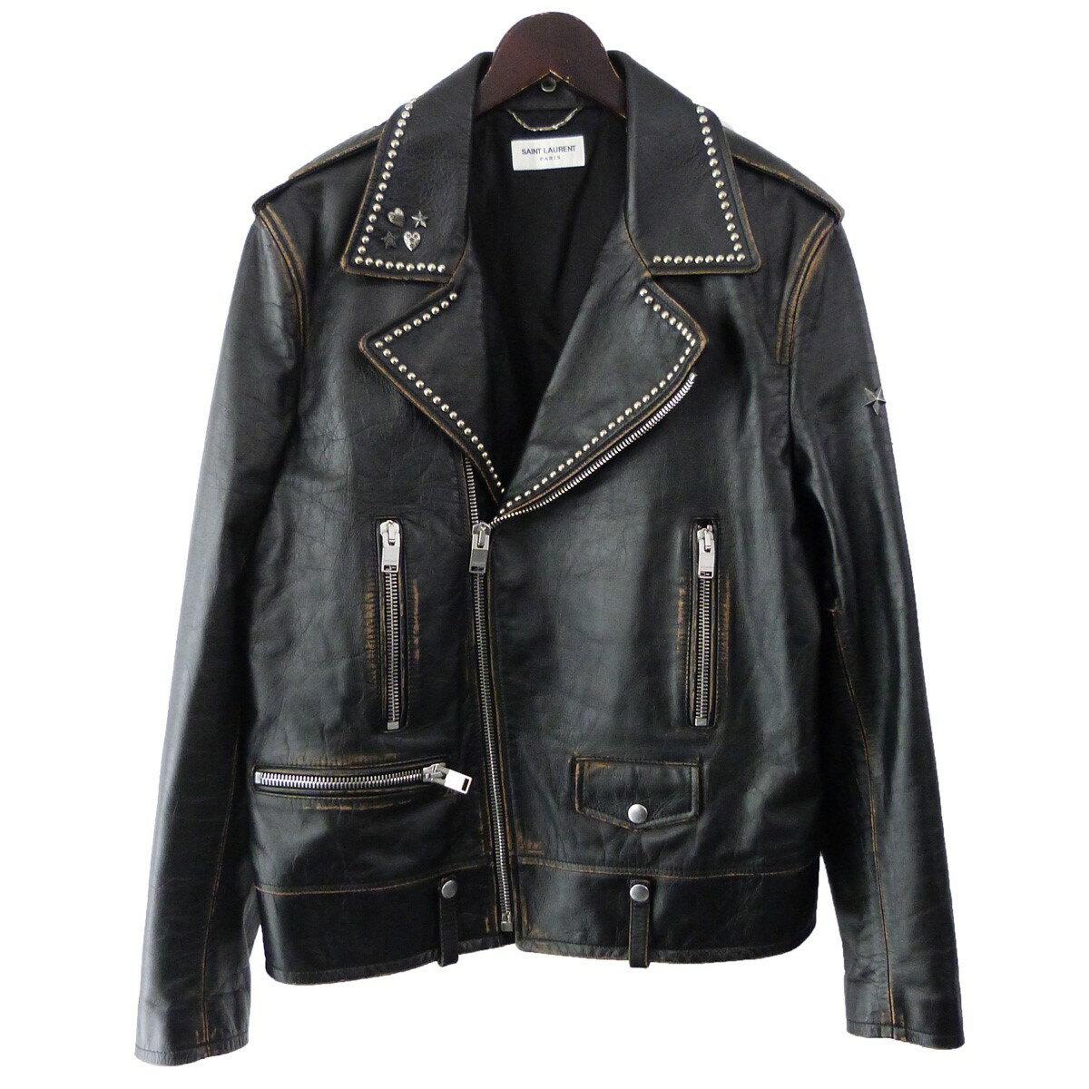 メンズファッション, コート・ジャケット SAINT LAURENT PARIS 17AWL01 56 100420