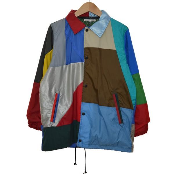 メンズファッション, コート・ジャケット REBUILD BY NEEDLES 19SS Nylon Jacket-Coach Jacket XS 300420