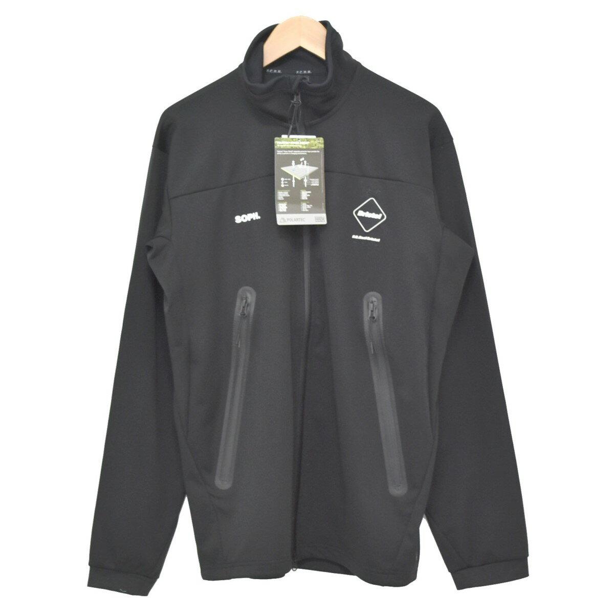 メンズファッション, コート・ジャケット FCRB POLARTEC POWER SHIELD STAND COLLAR BLOUSON XL 080520