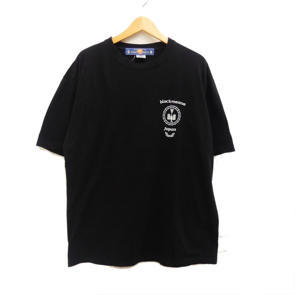 トップス, Tシャツ・カットソー blackmeans T XL 200520