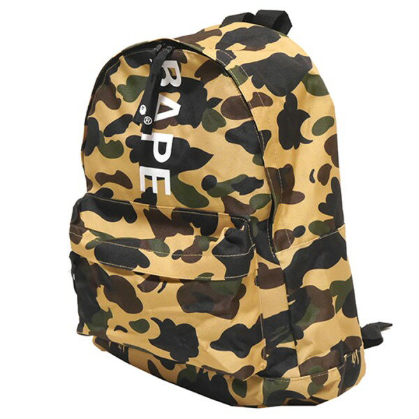 A Bathing Ape backpack A BATHING APE 1st CAMO BA...