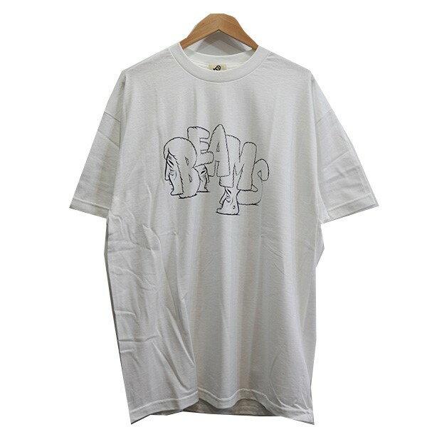 トップス, Tシャツ・カットソー BEAMS Barry McGee T XL 100620