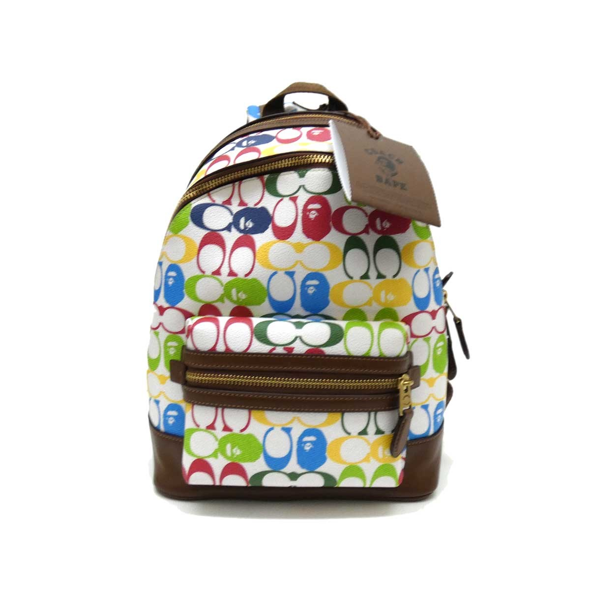 A Bathing Ape backpack A BATHING APECOACH Academ...