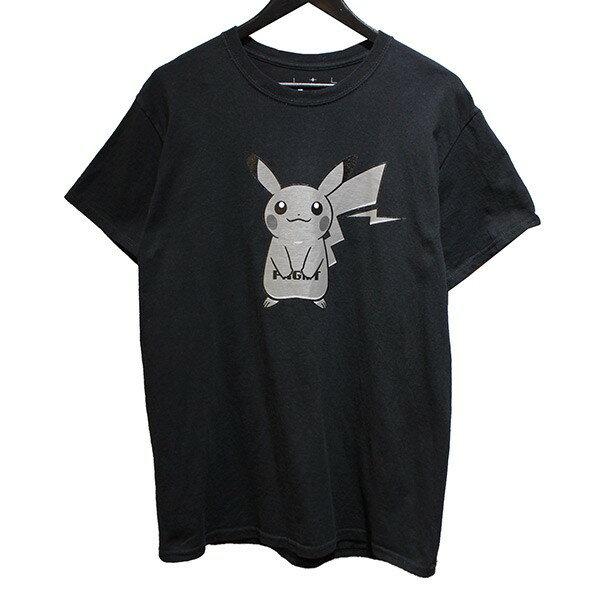 トップス, Tシャツ・カットソー THUNDERBOLT PROJECT BY FRAGMENT POKEMON T 02(M) 170620