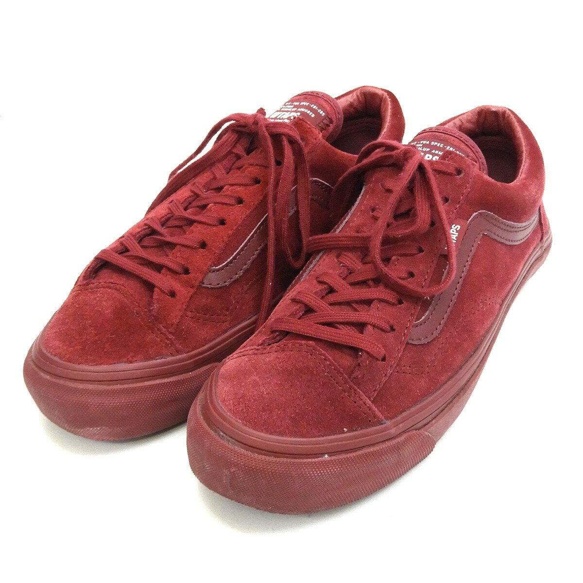 メンズ靴, スニーカー WTAPS VANS VAULT2015AW OG STYLE 36 LX 25cm 928