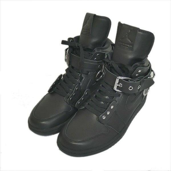 メンズ靴, スニーカー COMME des GARCONS HOMME PLUSNIKE 2019AW AIR JORDAN 1 HI STRAP SP-C 26cm 150720