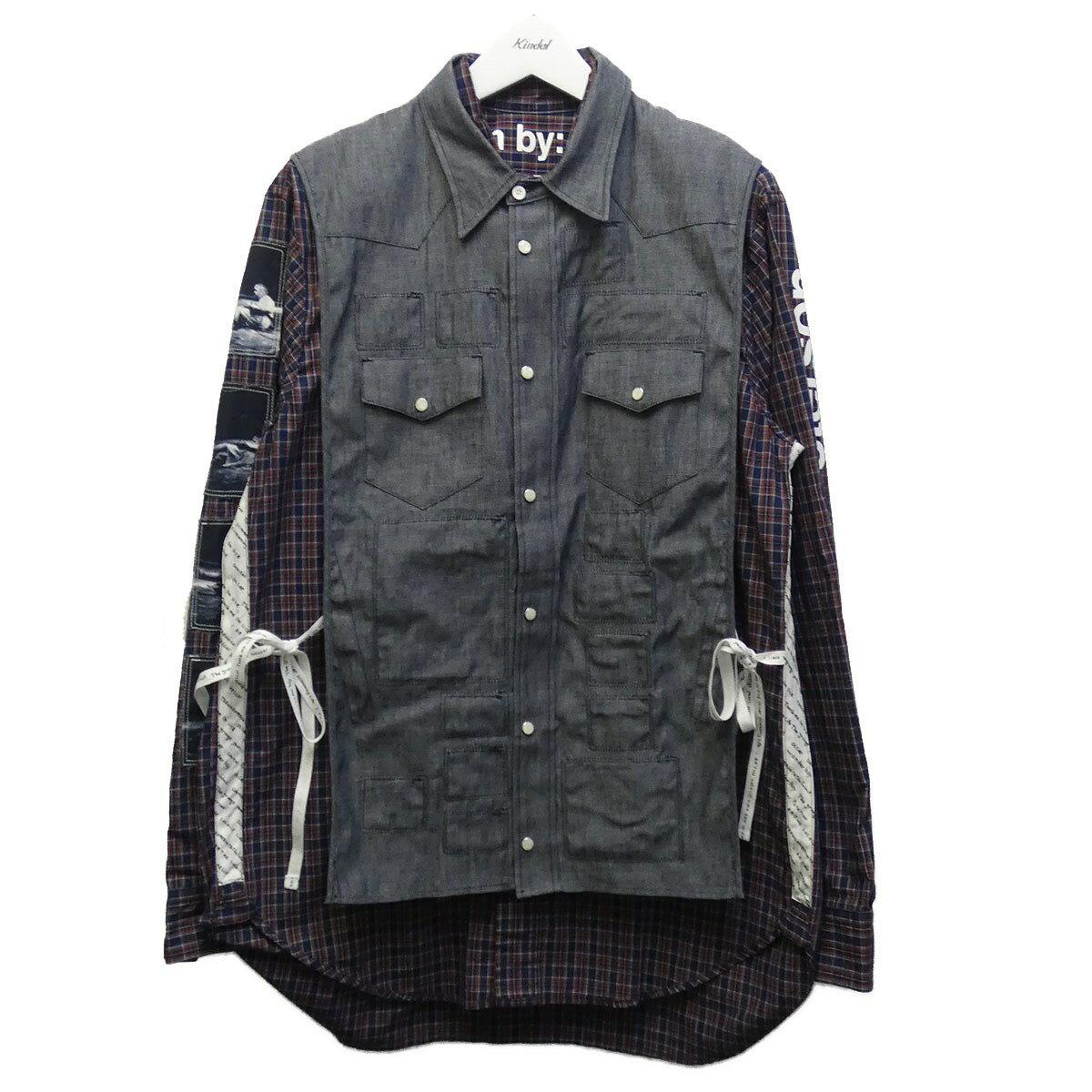 トップス, カジュアルシャツ TAKAHIROMIYASHITA TheSoloIst 19SS180 shirt type 3 46 030820