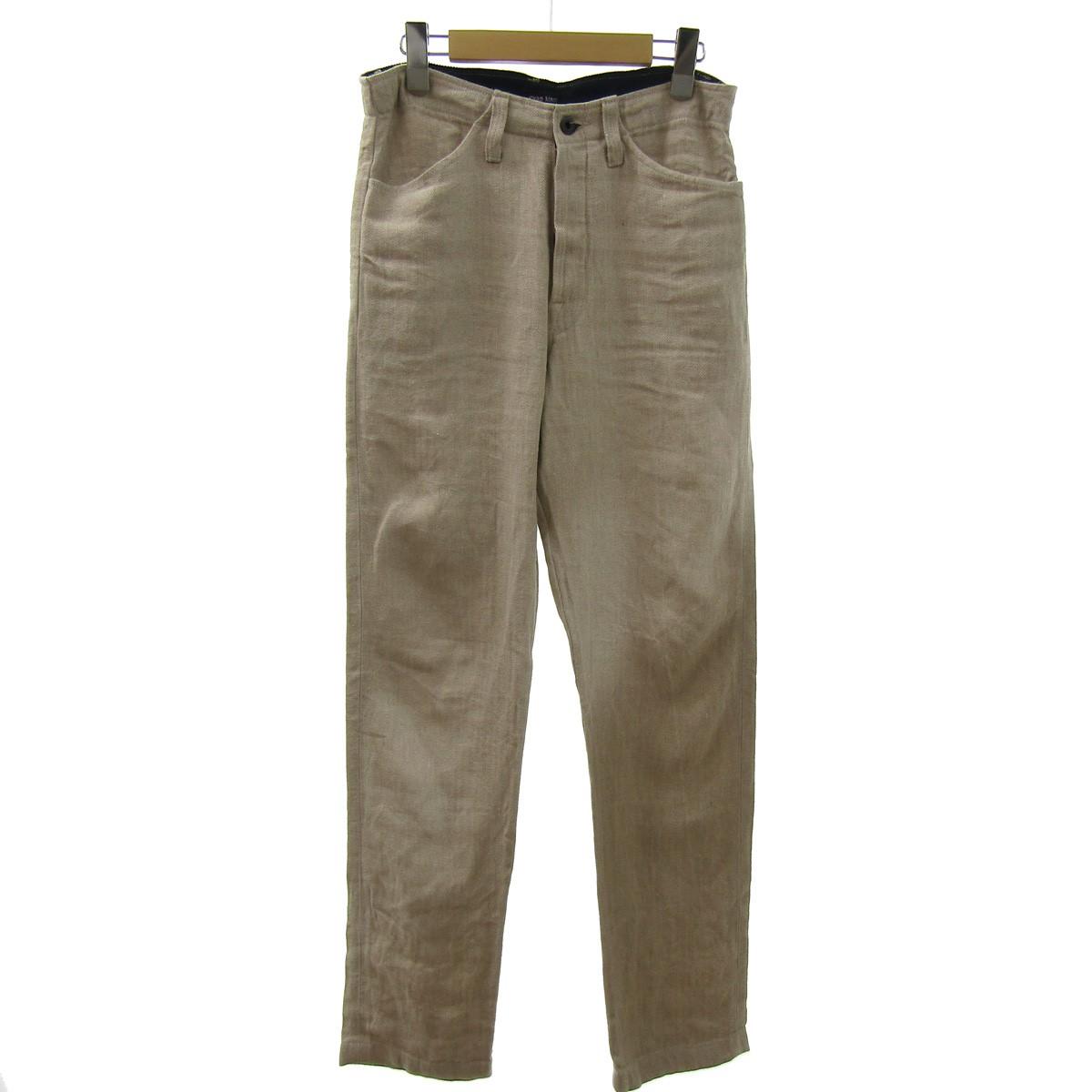メンズファッション, ズボン・パンツ evan kinori FOUR POCKET PANTS W30 080820
