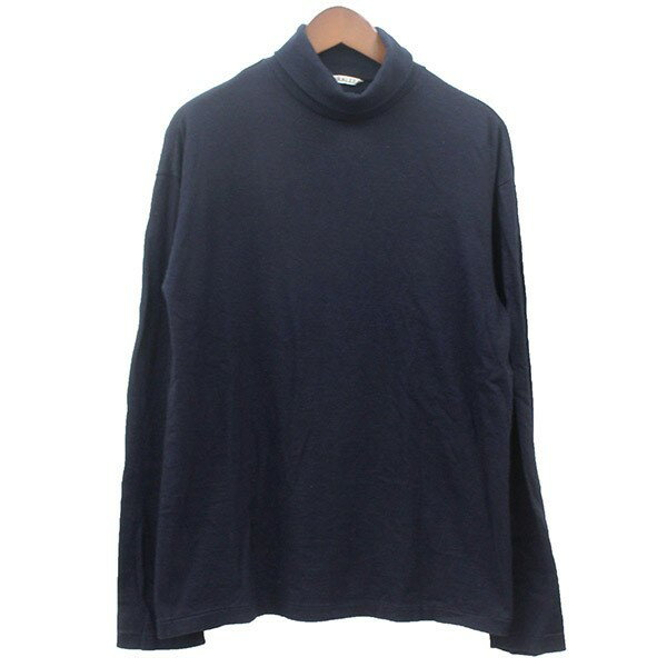 トップス, Tシャツ・カットソー AURALEE2016AW SEAMLESS TURTLE NECK LS TEE T 3 329