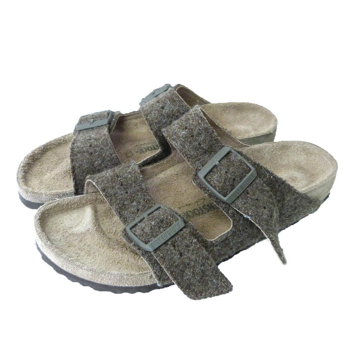 メンズ靴, その他 Rick OwensBIRKENSTOCK Arizona EXTRO 41 210820