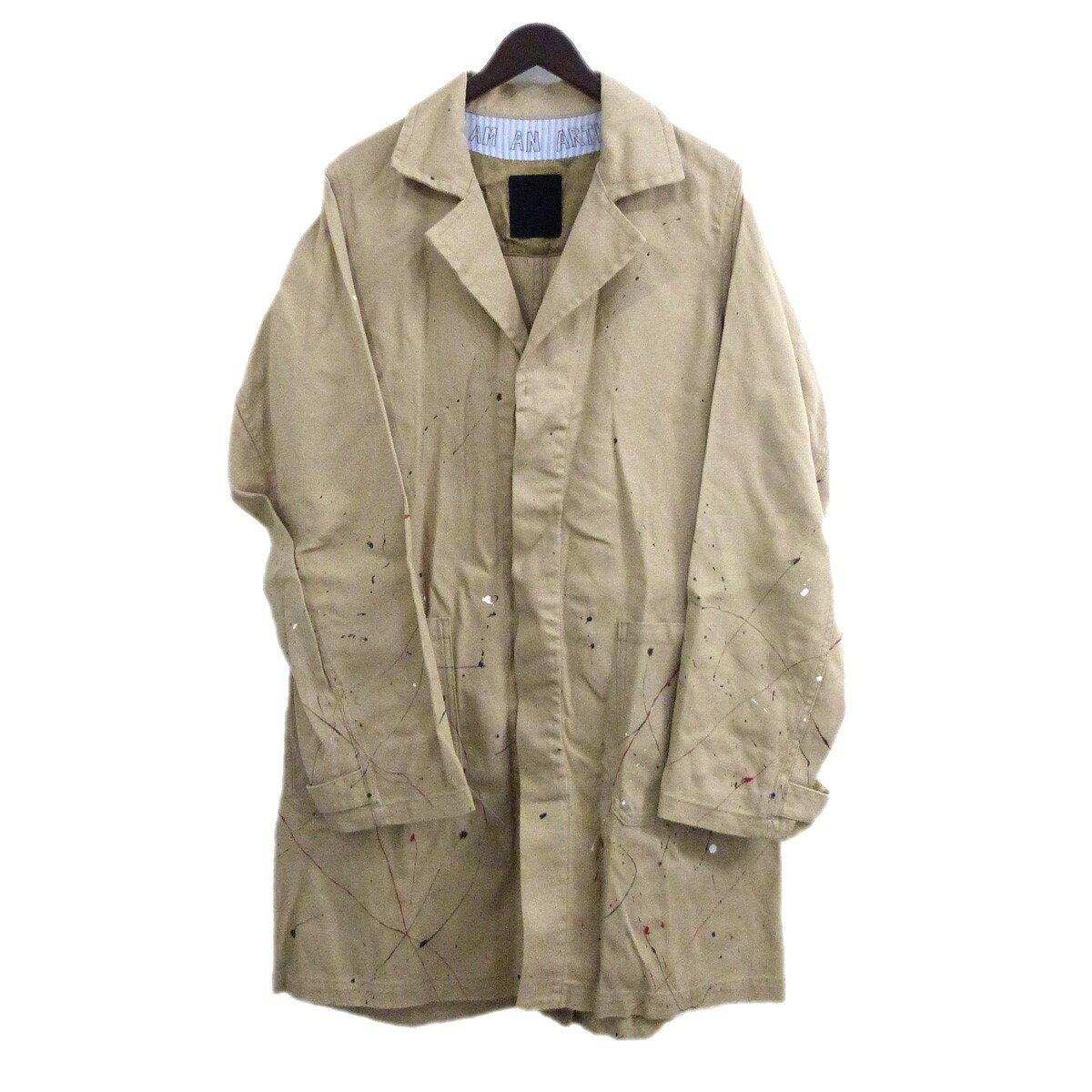 メンズファッション, コート・ジャケット VISVIM PEERLESS SERVICE COAT 2 310820