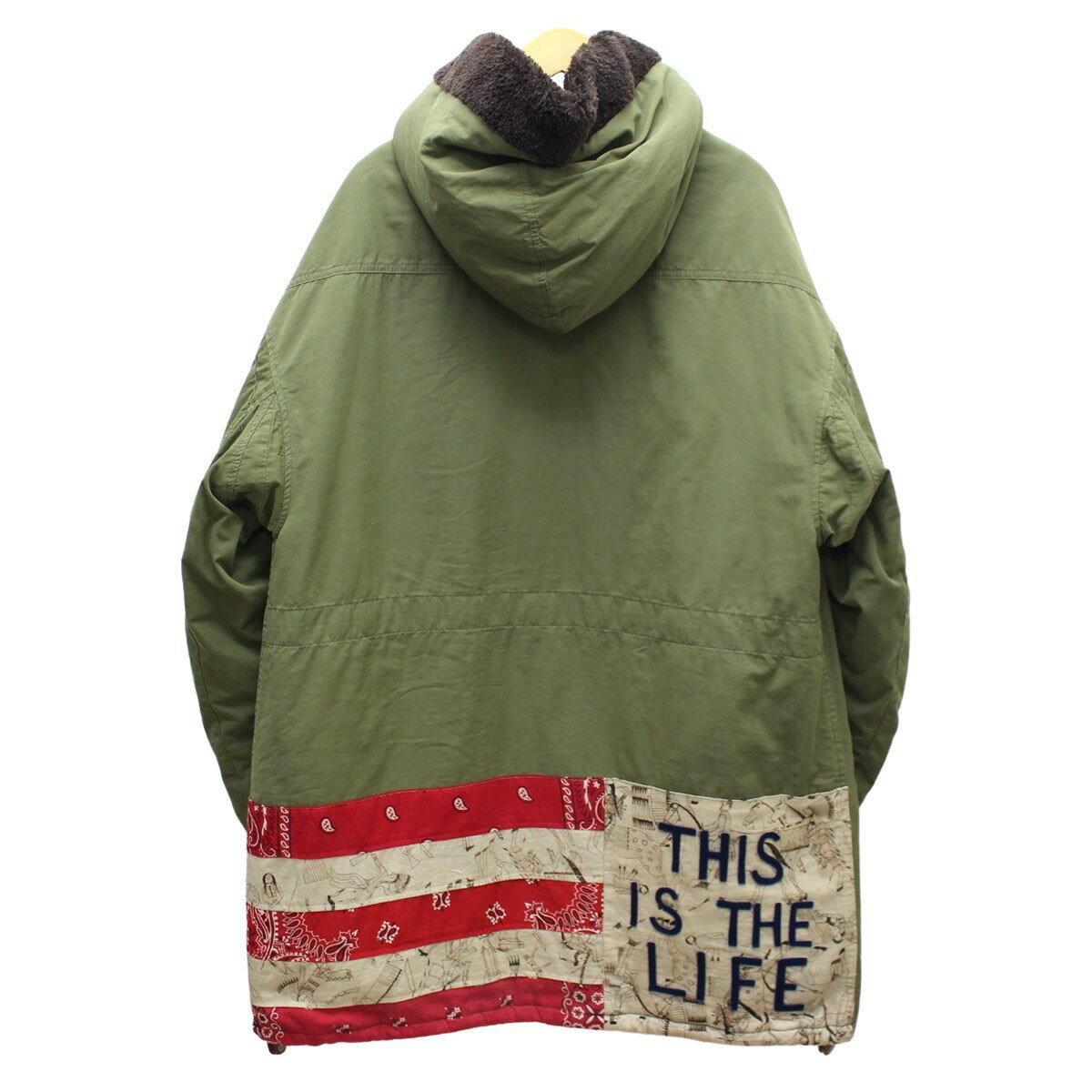 メンズファッション, コート・ジャケット VISVIM2019AW WRIGHT FIELD PARKA KERCHIEF 3(L) 123