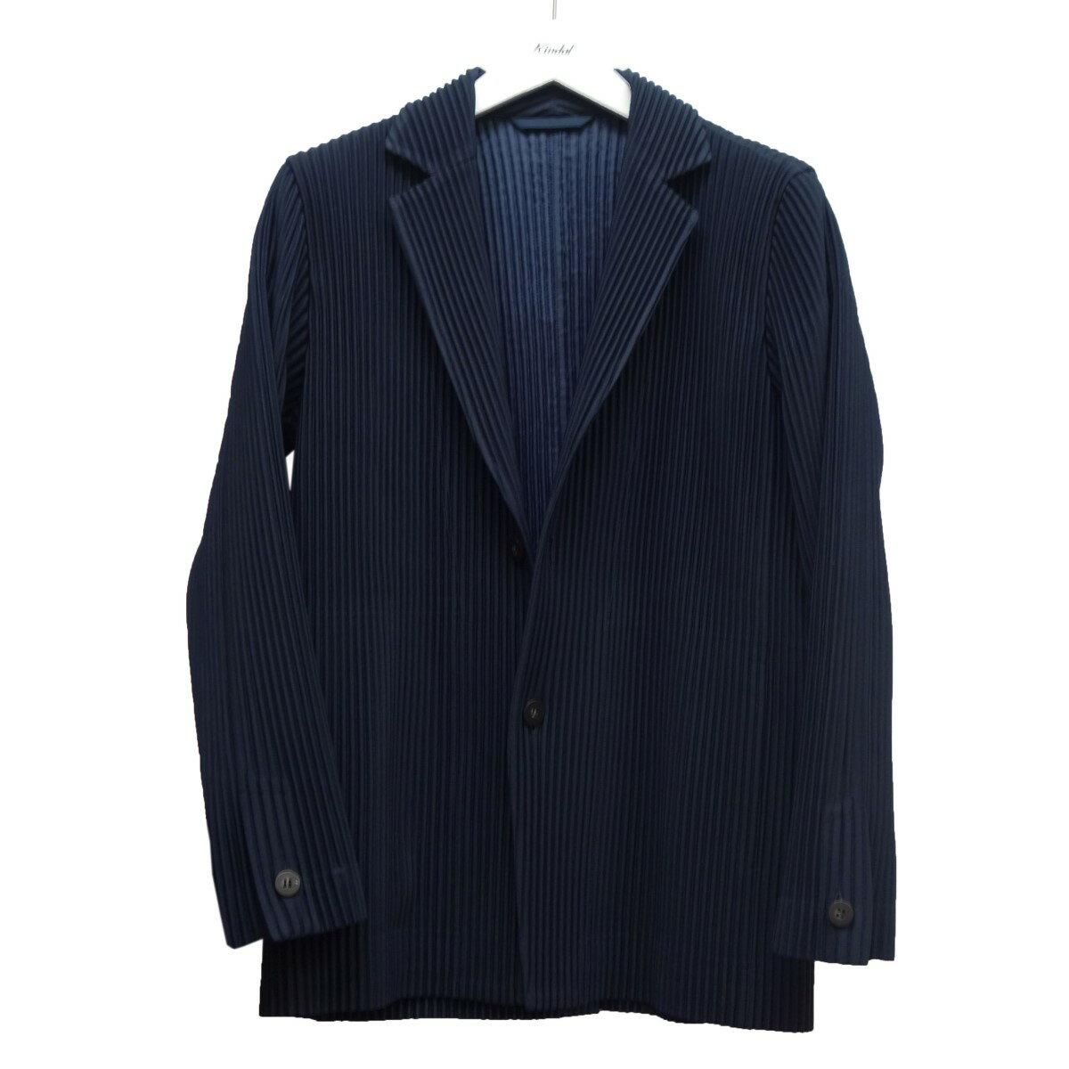 メンズファッション, コート・ジャケット HOMME PLISSE ISSEY MIYAKE 15AW 2 2 240920