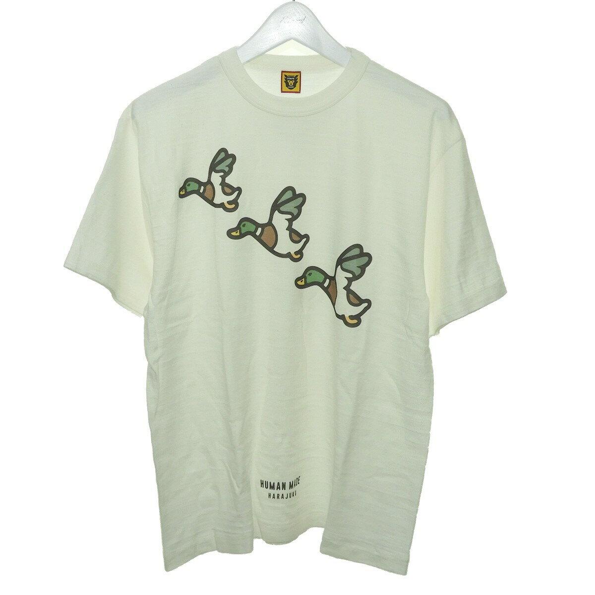 トップス, Tシャツ・カットソー HUMAN MADEHARAJUKU T L 322
