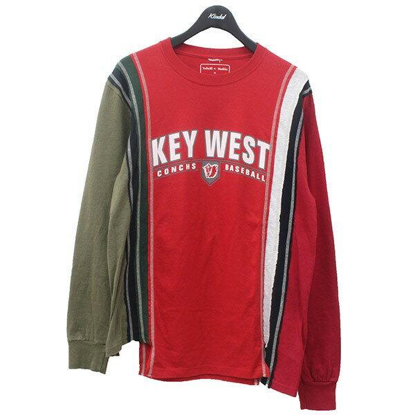 トップス, Tシャツ・カットソー REBUILD BY NEEDLES T M 171020