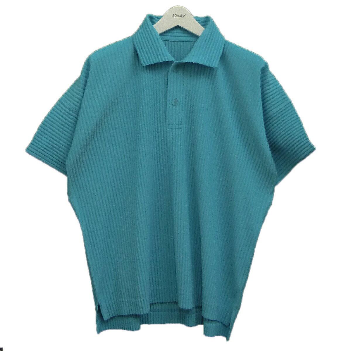 トップス, ポロシャツ HOMME PLISSE ISSEY MIYAKE 20SS 2 261020