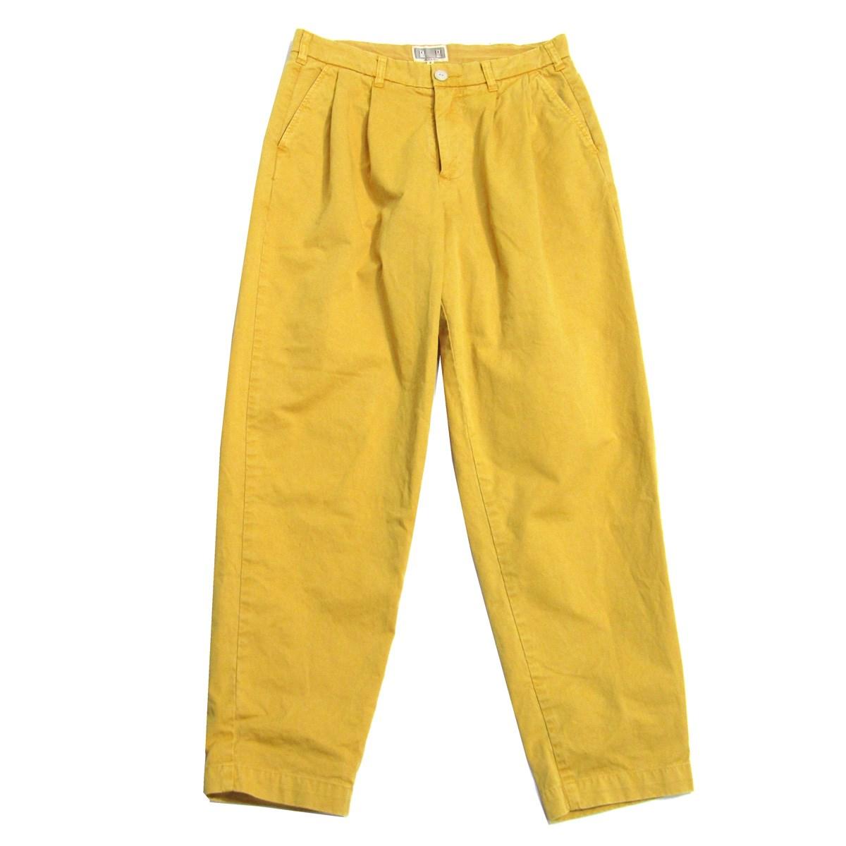 メンズファッション, ズボン・パンツ CECAVEMPT 1994 COLOUR CORDS YELLOW S 511