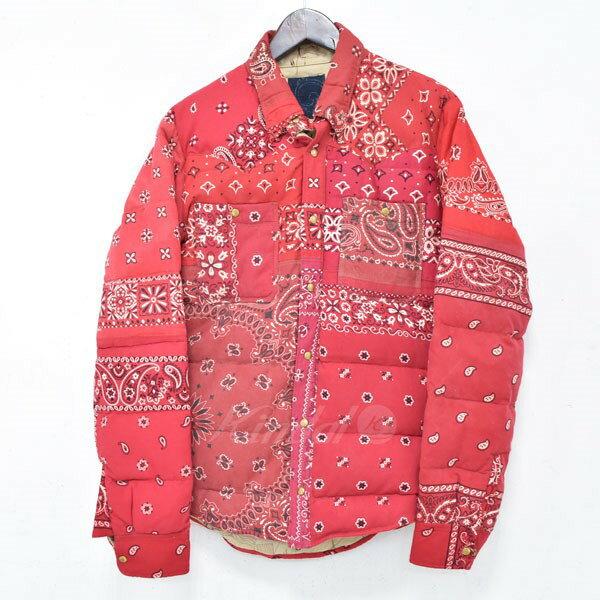 メンズファッション, コート・ジャケット VISVIM 17AW KERCHIEFDOWN 2 091120