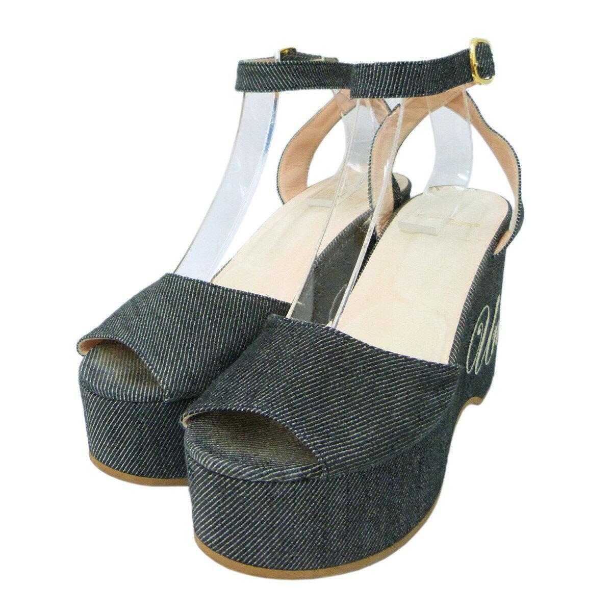 レディース靴, その他 UNDERCOVER 20SS Denim JQ XS 221120
