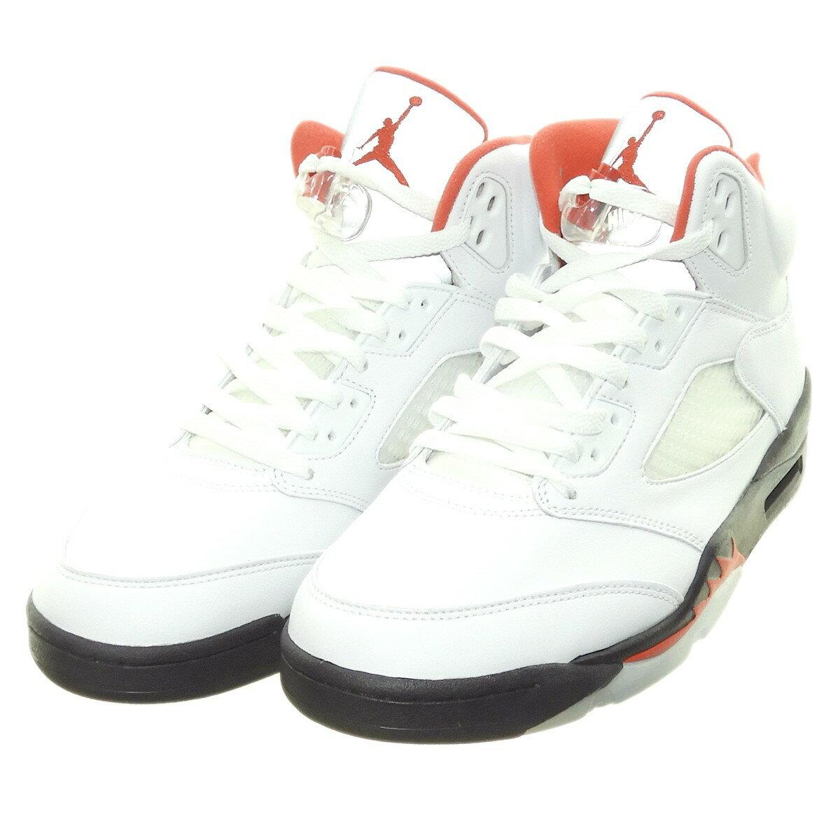 メンズ靴, スニーカー NIKE AIR JORDAN 5 RETRO 275cm 031220